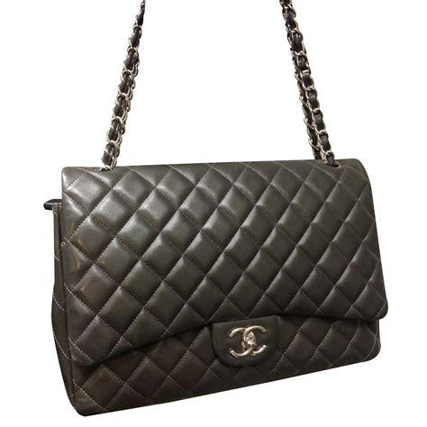 Harga Chanel Classic Flap Bag chanel maxxi daftar harga barang terbaru dan