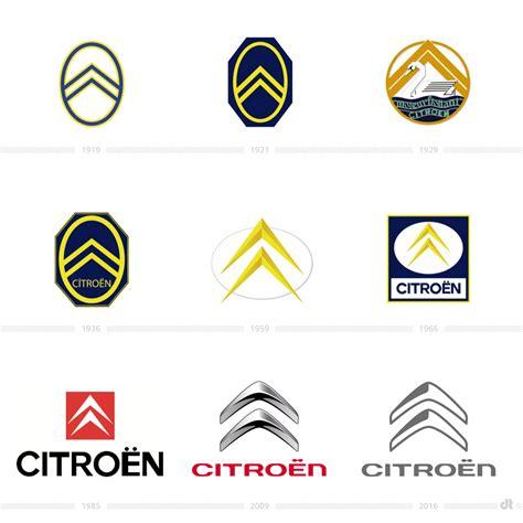 citroen logo 2017 la diff 233 rence entre la marque et le logo lotin corp