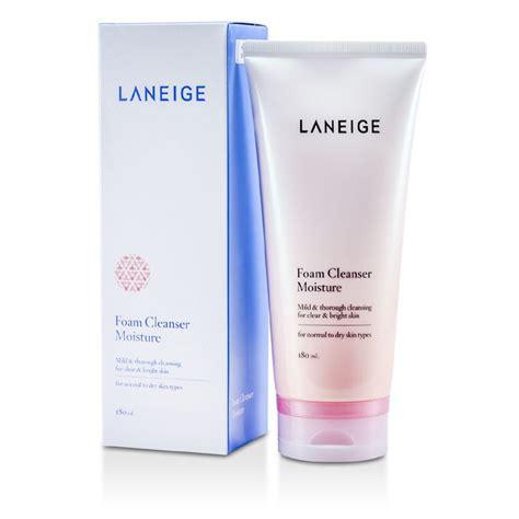 Laneige Foam Cleanser Moisture laneige foam cleanser moisture for normal to skin