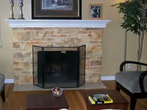 Faux Paint Brick Fireplace - design gallery fireplaces