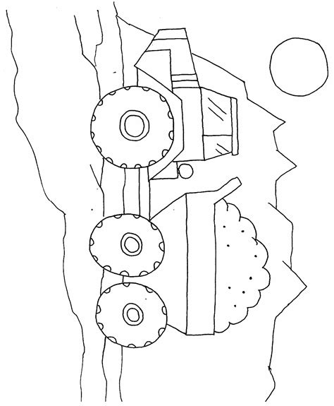 Printable Construction Coloring Pages Sketch Coloring Page Construction Colouring Pages