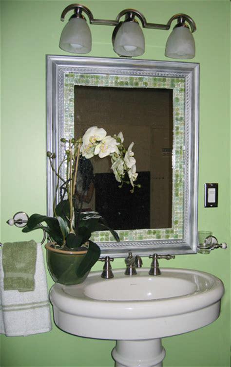 Update Bathroom Mirror by Update That Mirror Bejane