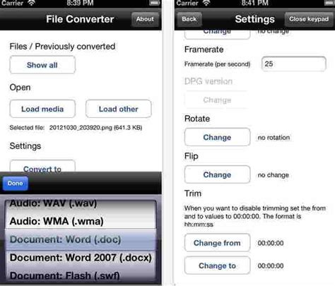 convert pdf to word on ipad how to convert word to pdf file in iphone ipad best apps