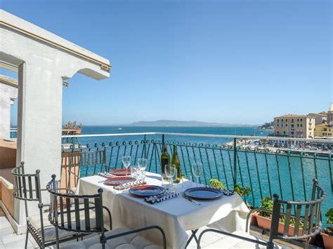 terrazzi sul mare irene affitto appartamento porto santo stefano