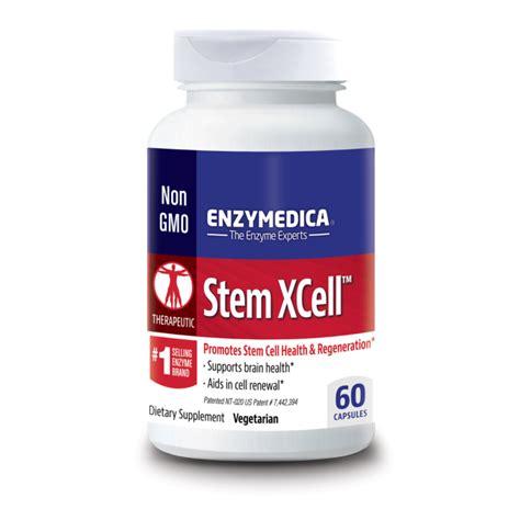 m stem supplement enzymedica stem xcell 60 caps swanson 174