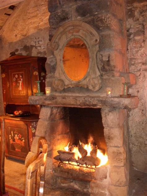 rustic fireplace mantles and doors
