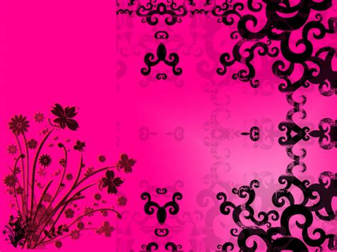 pink pattern games pink and black pattern wallpaper 6733 wallpaper