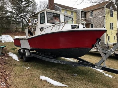 lobster boat for sale in ma used lobster boats for sale in massachusetts boats