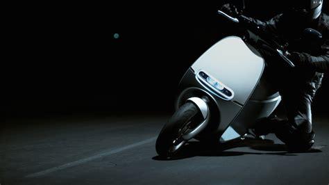 designboom gogoro former htc execs unveil smart scooter plus a network of