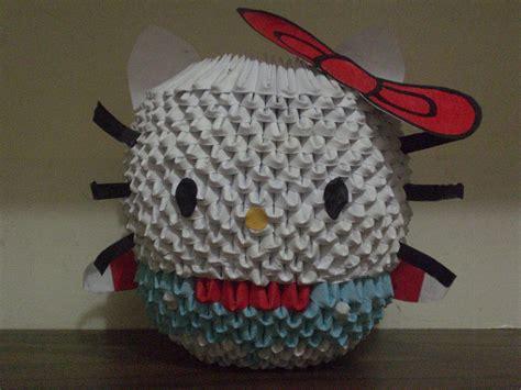 Hello 3d Origami - hello 3d origami ftw by lantern77 on deviantart