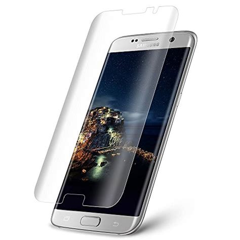 Samsung Galaxy S7 Lp Tempered Glass Antigores ankoon galaxy s7 edge screen protector tempered glass 3d import it all