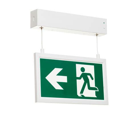 Led Exit Sign led exit sign telesto emergency lighting