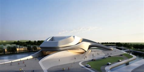 What Is Floor Plan Financing by Rabat Grand Theatre By Zaha Hadid