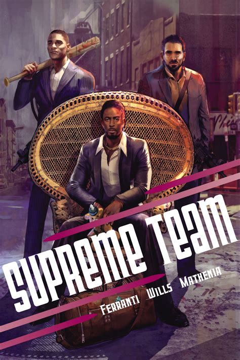 supreme team supreme team by seth ferranti gorilla convict
