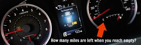 How Many After Gas Light Comes On by How Far Can You Drive Your Toyota When The Gas Light Comes On