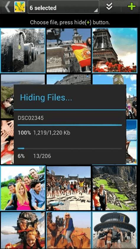 best 5 file folder lock free apps for android to lock personal files