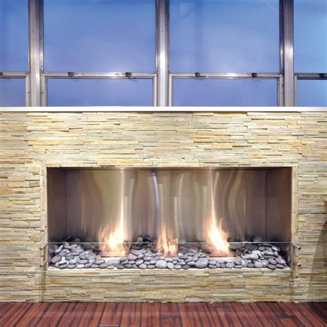 Firebox For Outdoor Fireplace by Ecosmart Firebox 1800ss Indoor Outdoor Fireplace