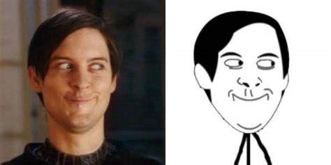 Spiderman Face Meme - how did the meme trend start