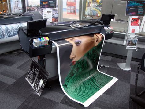 Printer Hp Z3200 complete inventory of all hp designjet water based printers from 1991 to 2012 used and new