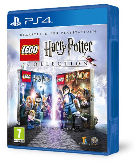 Ps4 Lego Harry Potter Collection by Lego Harry Potter Collection Haszn 225 Lt Ps4 Akci 243 S 225 R