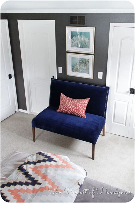 diy settee 3 part diy upholstered settee tutorial decoration for house