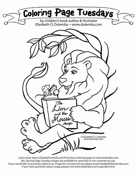 Coloring Page Tuesdays by Library Coloring Page Coloring Home