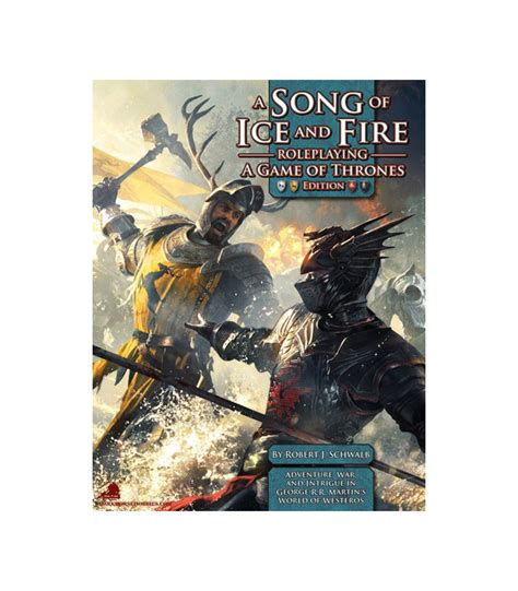 0007466064 a song of ice and a song of ice and fire roleplaying a game of thrones