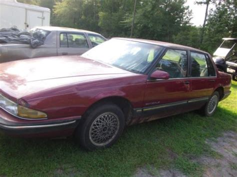 buy used 1989 pontiac bonneville le sedan 4 door 3 8l in thomasville georgia united states