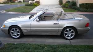 1999 mercedes benz sl class 2 dr sl500 convertible for