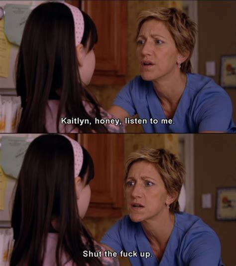 Nurse Jackie Memes - a few things only parents will understand ned hardy