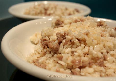 ricetta risotto alla mantovana ricerca ricette con risotto salamella mantovana
