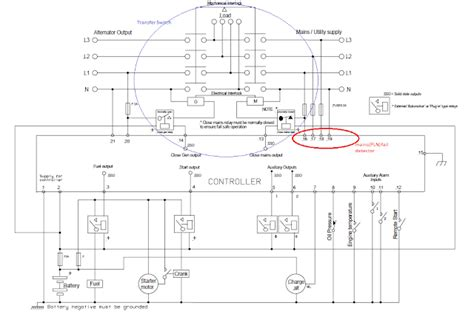 Box Mcb Schneider 12 Grup Modul cv petronarwastu banyumas modul automatis genset