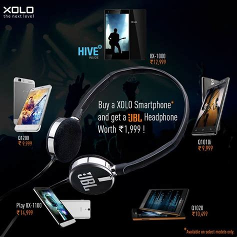 Headset Jbl M1 Extrabass T1910 5 xolo offering jbl headphone with selected devices