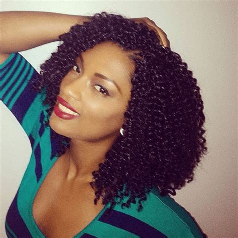 what kind of hair to use for crochet braids 25 best ideas about human hair crochet braids on