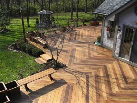 Backyard Flooring Ideas 22 Composite Flooring Ideas To Bring Contemporary Style Into Outdoor Rooms
