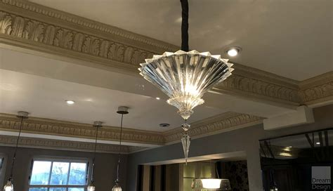 Ceiling Light Show Baccarat Mille Nuits Ceiling Light Ex Display Design Interiors Ltd