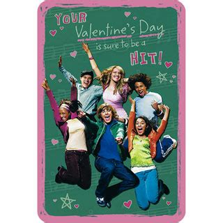 high school musical valentines day cards printable disney character cards