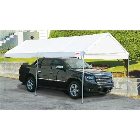 10 ft x 20 ft portable car canopy - 10 Ft X 20 Ft Portable Car Canopy