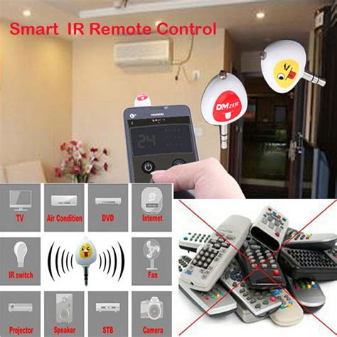 Smartphone Wireless Infrared As A Smart Multifunction Remote universal smart wireless ir remote controller for tv dvd air conditioner projector android and