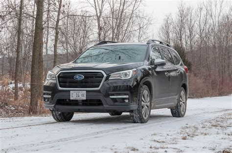 When Will 2020 Subaru Ascent Be Available by Subaru 2020 Subaru Ascent Features Trim Levels And