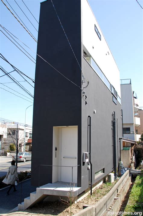 Tokyo Appartment by Small And Narrow Tokyo House Tokyo Times