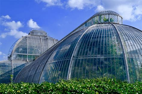 greenhouse outdoors plant  building hd photo