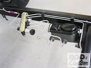 Brake Line Systems Brake System Engine And Transmission Installation Rod