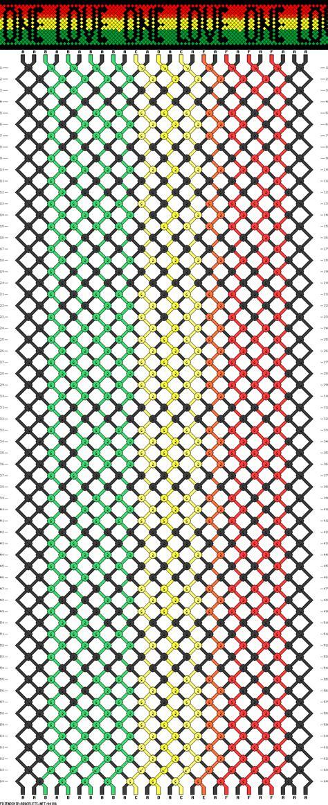 Knot Patterns - 44186 friendship bracelets net