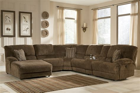 Sectional Recliner Sofas With Chaise Sectional Sofas With Recliners Roselawnlutheran