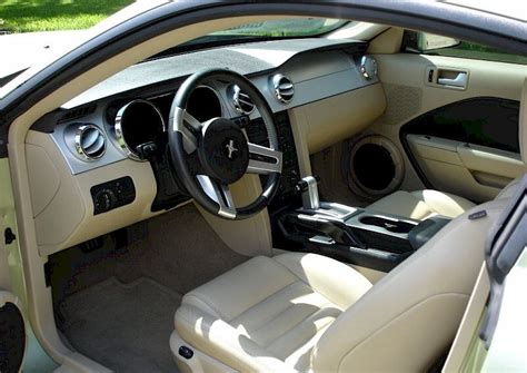 2005 Mustang Gt Interior by Legend Lime Green 2005 Ford Mustang Gt Coupe
