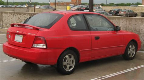 blue book value used cars 1992 hyundai excel head up display 2002 hyundai accent red 200 interior and exterior images