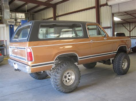 dodge charger lifted 1977 plymouth trailduster dodge ramcharger lifted 4wd