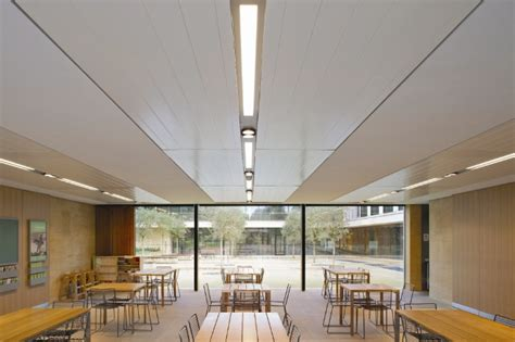 Heated Ceiling Panels by Cpd 7 Radiant Heating And Cooling Panels Magazine