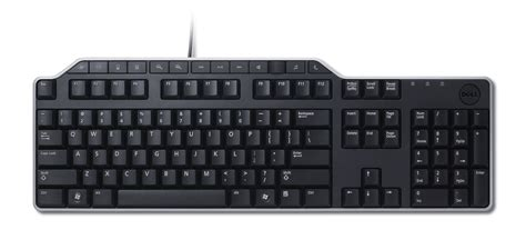 Hp I Cherry C32 Qwerty 2 2 keyboard us qwerty dell kb 522 wired business